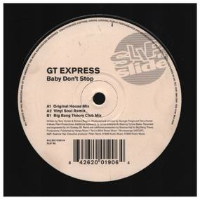 GT Express - Baby Dont Stop