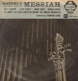 Georg Friedrich Händel - The Messiah