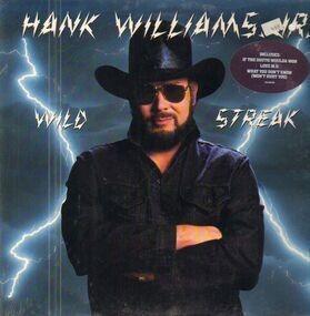 Hank Williams Jr - Wild Streak