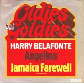 Harry Belafonte - Angelina / Jamaica Farwell
