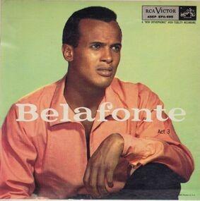 Harry Belafonte - Belafonte (Act 3)