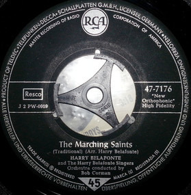 Harry Belafonte - The Marching Saints / Did You Hear About Jerry