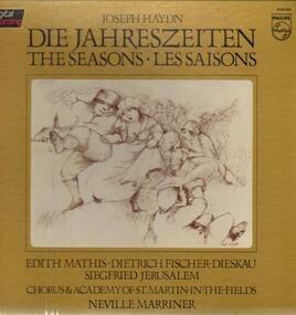Franz Joseph Haydn - Die Jahreszeiten - Gesamtaufnahme