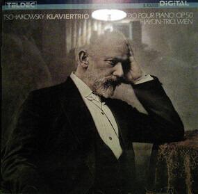 Pyotr Ilyich Tchaikovsky - Trio für Klavier, Violine und Violoncello a-moll, OP. 50