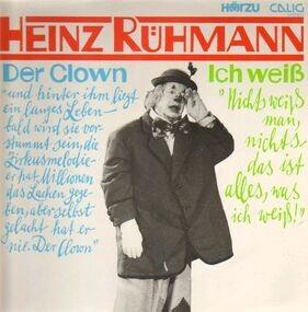 Heinz Rühmann - Der Clown
