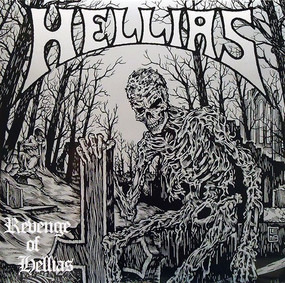 HELLIAS - REVENGE OF HELLIAS