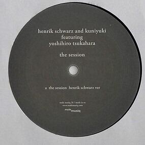 Henrik Schwarz - The Session