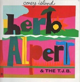 Herb Alpert & The Tijuana Brass - Coney Island