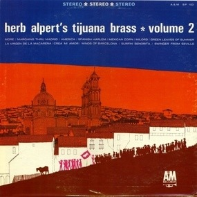Herb Alpert & The Tijuana Brass - Volume 2
