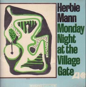 Herbie Mann - Monday Night at the Village Gate