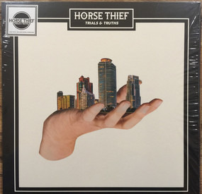 HORSE THIEF - Trials & Truths (lp+mp3,Gold)