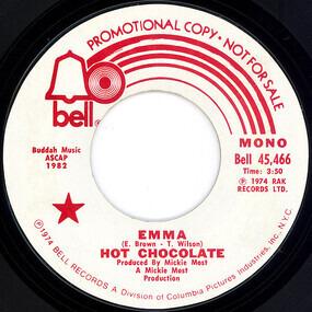 Hot Chocolate - Emma