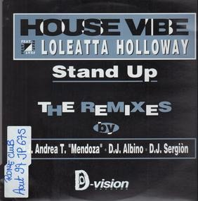 Loleatta Holloway - Stand Up (The Remixes)