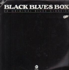 Howlin' Wolf - Black Blues Box