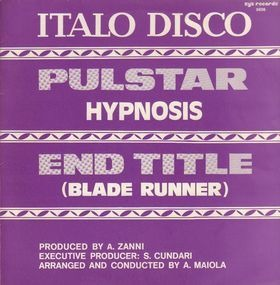 Hypnosis - Pulstar / End Title (Blade Runner)