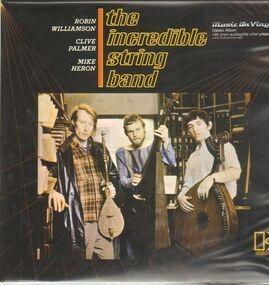 The Incredible String Band - INCREDIBLE STRING BAND