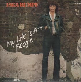 Inga Rumpf - My Life Is a Boogie