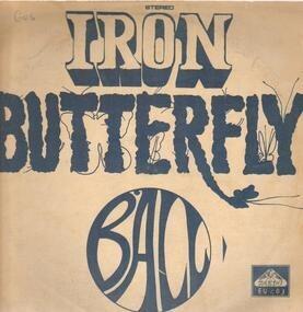 Iron Butterfly - Ball
