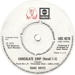 Isaac Hayes - Chocolate Chip