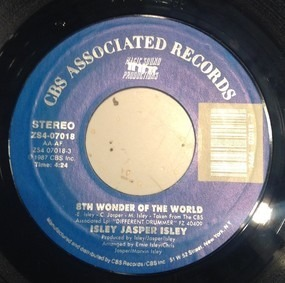 Isley/Jasper/Isley - 8th Wonder Of The World / Broadway's Closer To Sunset Blvd.