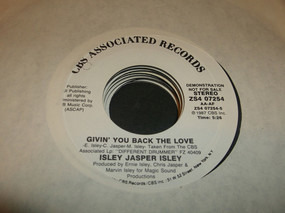 Isley/Jasper/Isley - Givin' You Back The Love