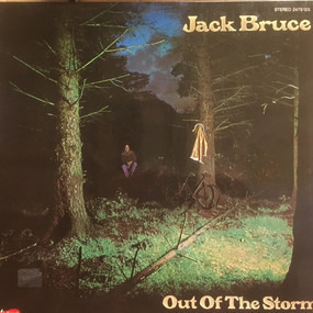 Jack Bruce - Out of the Storm
