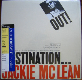Jackie McLean - Destination Out
