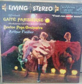 Jacques Offenbach - Gaîté Parisienne · Gayne Ballet Suite