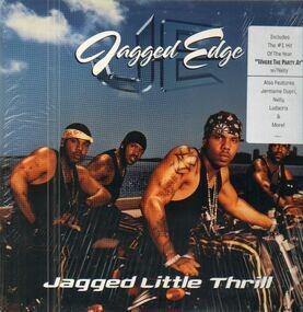 Jagged Edge - Jagged Little Edge