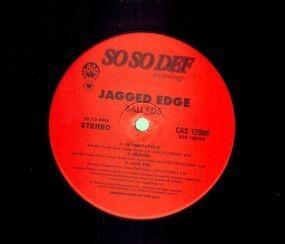 Jagged Edge - ballads