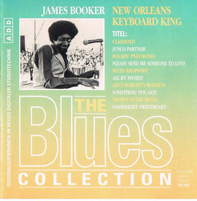 James Booker - New Orleans Keyboard King