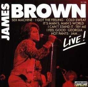 James Brown - James Brown -Live-