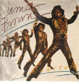 James Brown - Non Stop