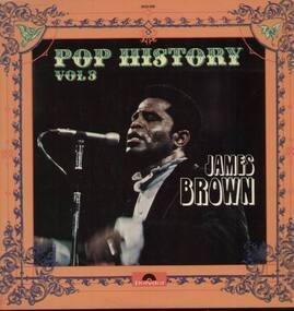 James Brown - Pop History Vol. 3