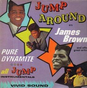 James Brown - Jump Around