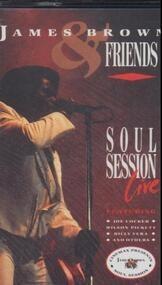 James Brown - Soul Session Live