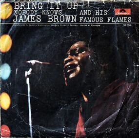 James Brown - Bring It Up / Nobody Knows