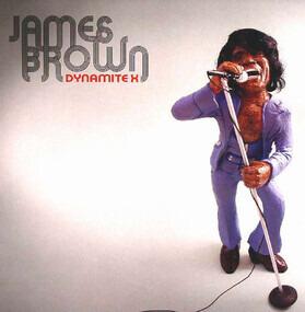 James Brown - Dynamite X