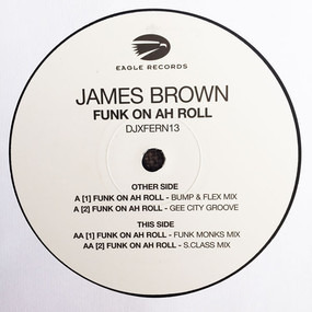 James Brown - Funk On Ah Roll
