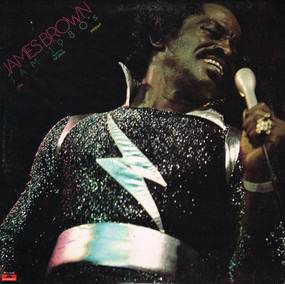 James Brown - Jam/1980's