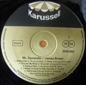 James Brown - Mr. Dynamite