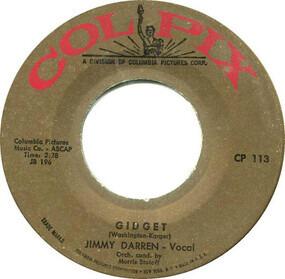 Gidget / You - James Darren | 7inch | Recordsale
