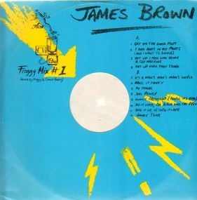 James Brown - Froggy Mix