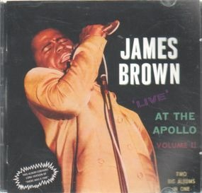 James Brown - Live At The Apollo Vol. 2