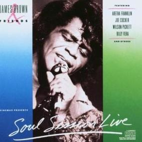 James Brown - Soul Session Live