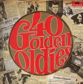 James Brown - 40 Golden Oldies