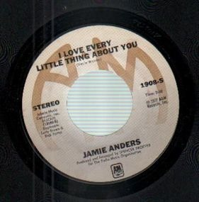 Jamie Anders - I Love Every Little Thing About You