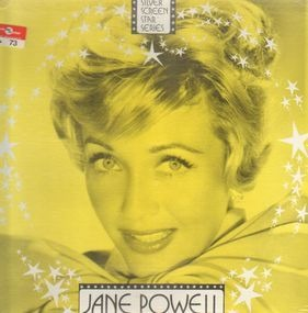 Jane Powell - Silver Screen Star Series