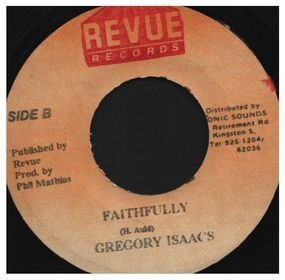 Gregory Isaacs - Love Is Full Of Meaning / Faithfully