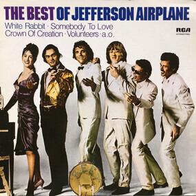 Jefferson Airplane - The Best Of Jefferson Airplane